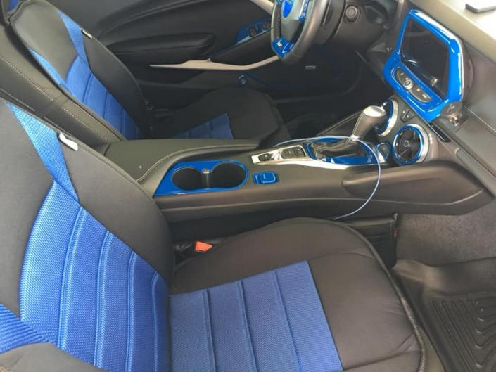 Interior Cleaning Mobile Detailing